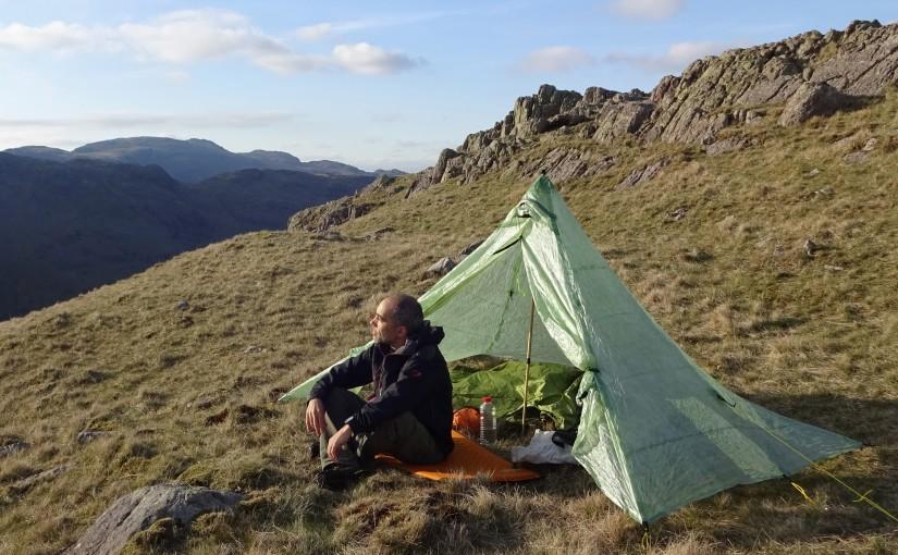 Short Trek in the Lake District, UK