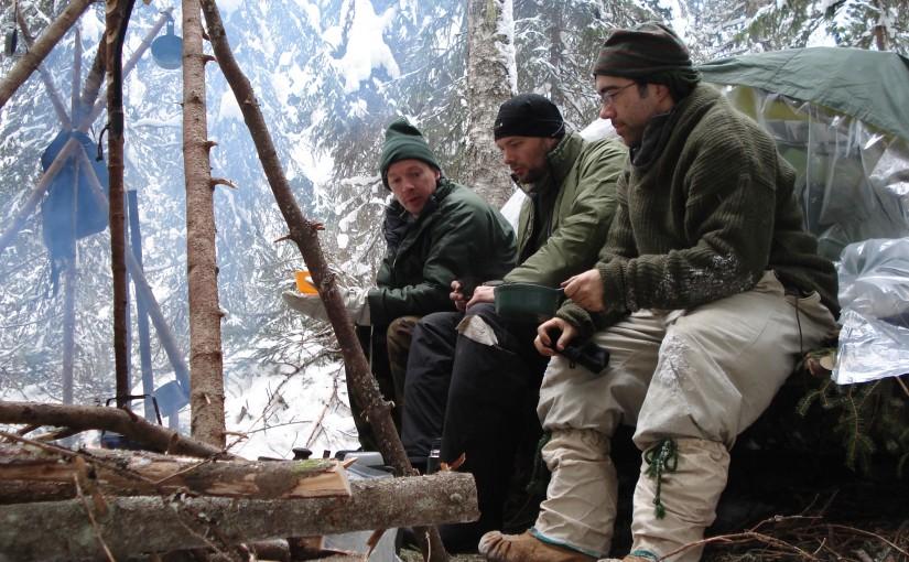 Mukluks (snow moccasins)