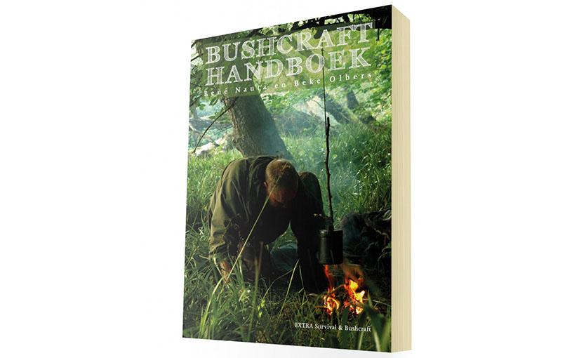 The First Dutch Bushcraft Handbook